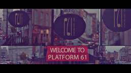 promo video, P61, digital agency, Dublin, video production, animation, motion graphics