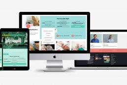 Mary Moore Podiatry, web design, Dublin, digital agency, design